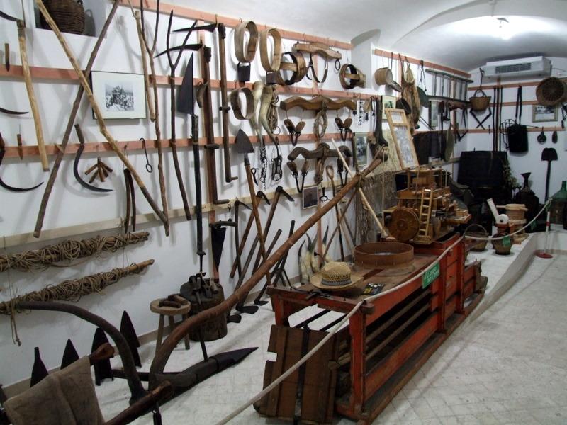 Cover Museo della Civiltà Rurale