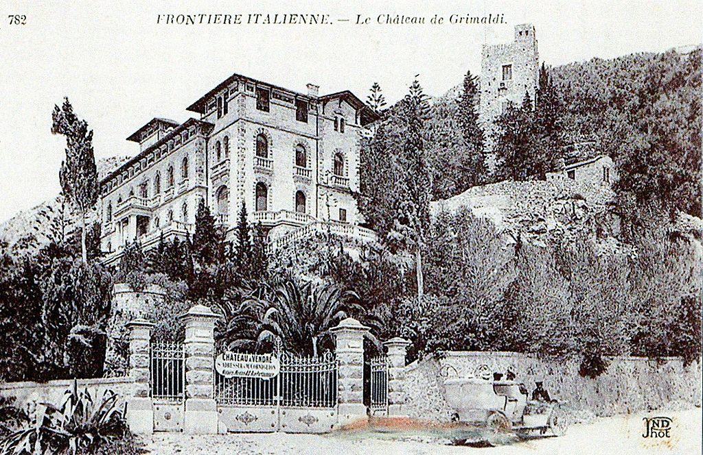 Cover Villa Bennet-Voronoff