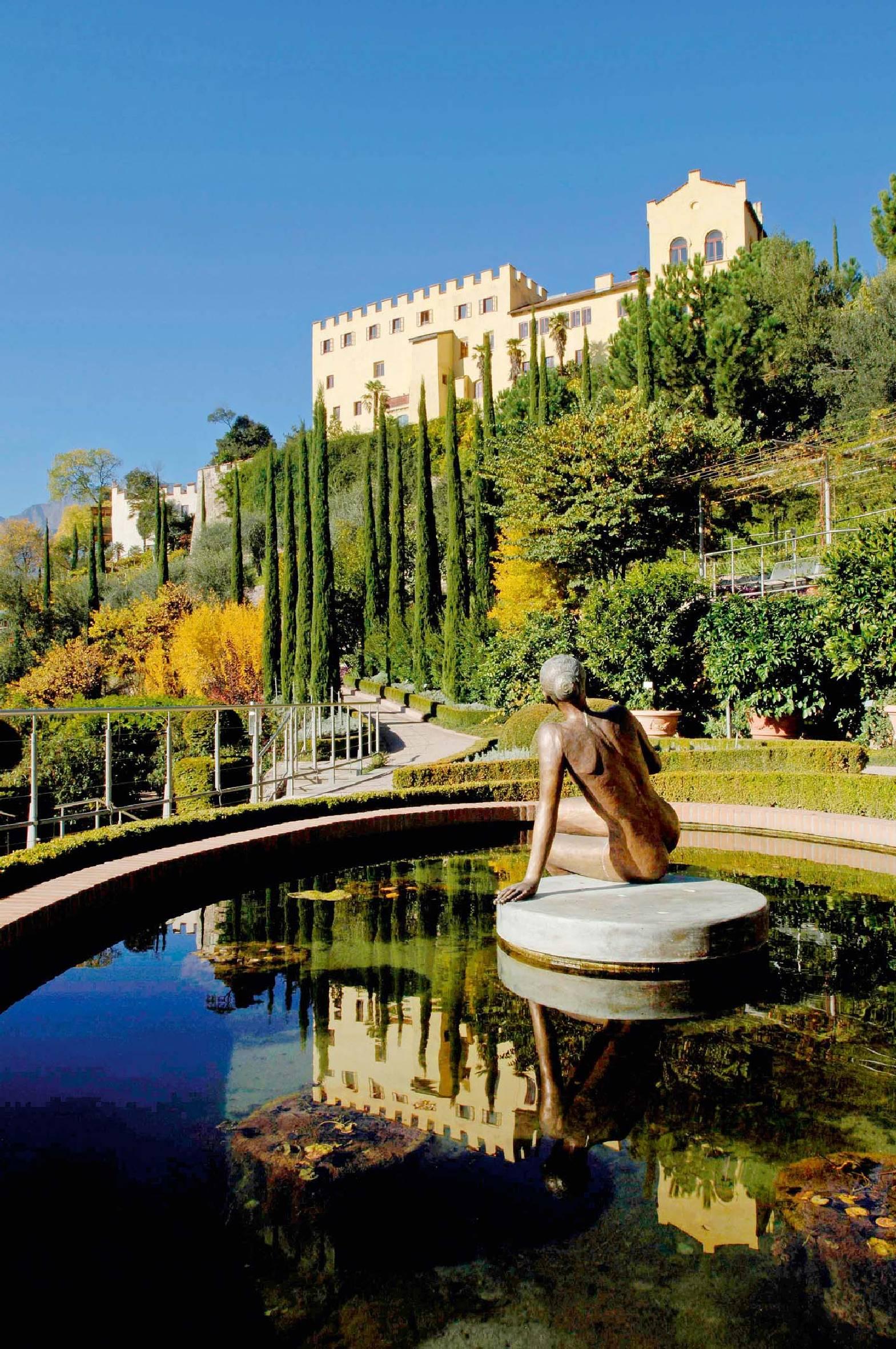 Cover Giardini di Castel Trauttmansdorff