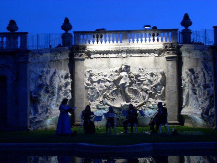 Parco Di Villa Tatti Tallacchini Comerio Va
