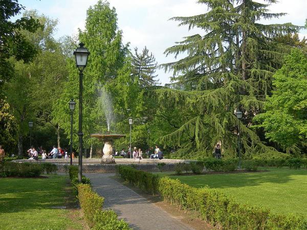 Cover Parco Massari
