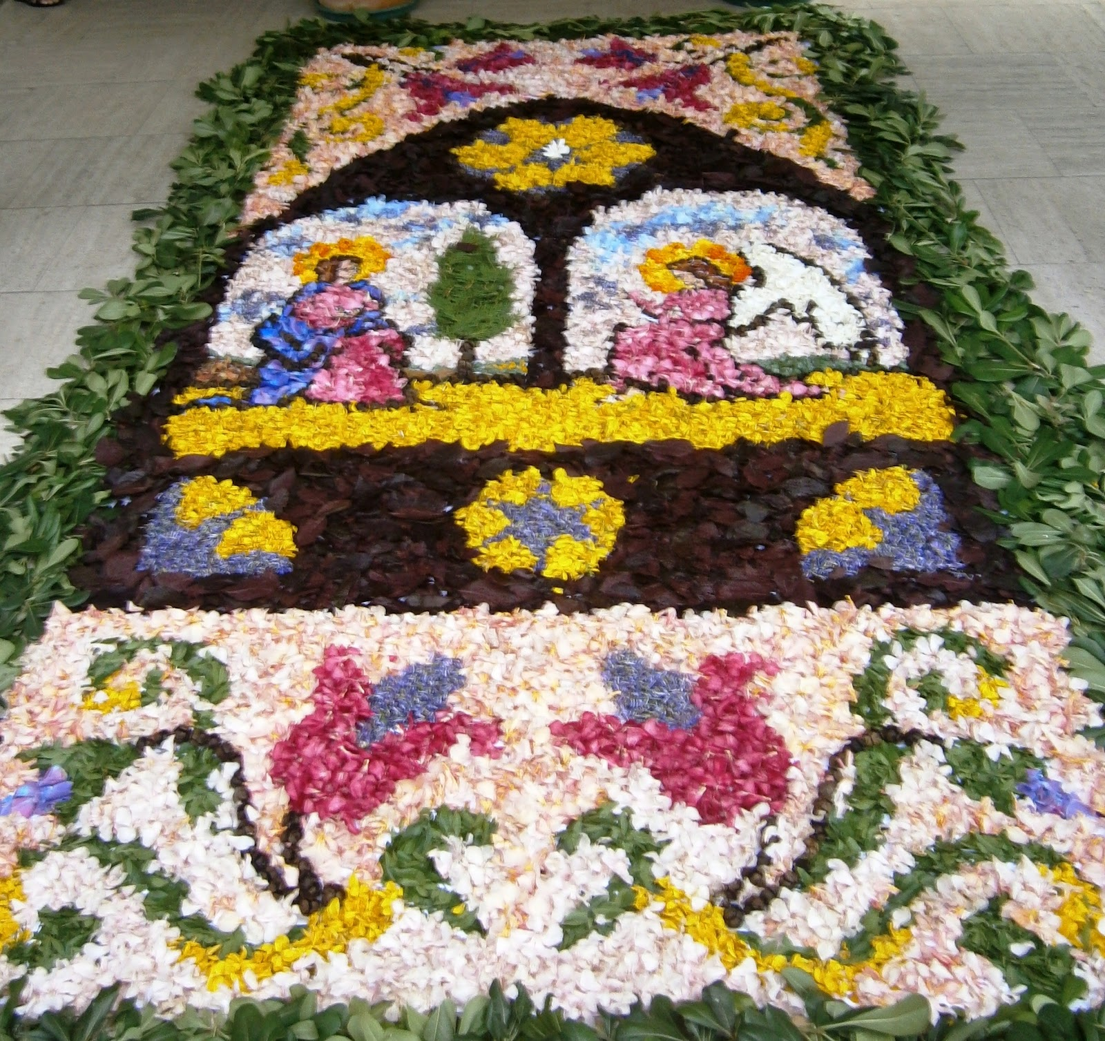 Cover Festa dell'Infiorata