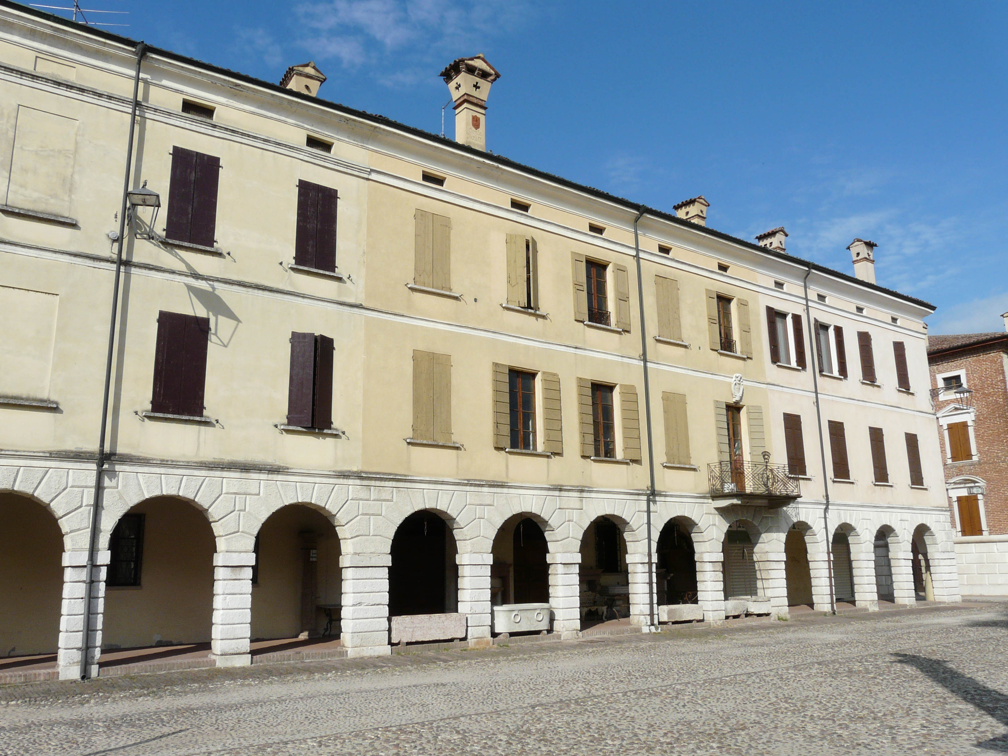 Cover Palazzo Ducale di Sabbioneta