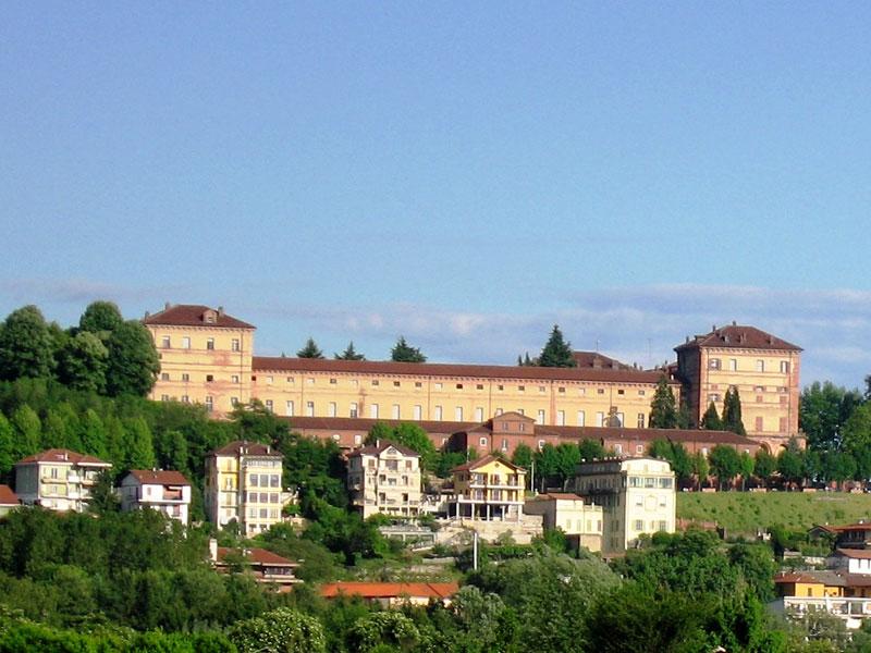 Cover Castello Reale di Moncalieri
