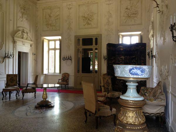 Cover Castello Cavour di Santena