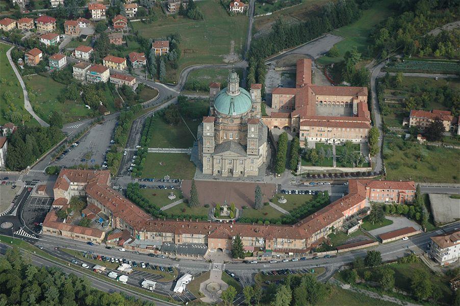 Cover Santuario di Vicoforte