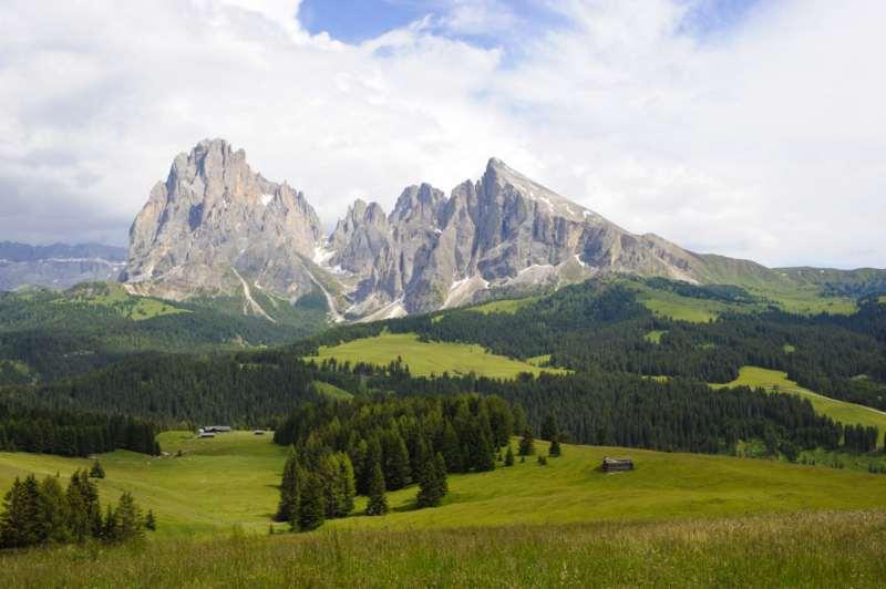 Cover Alpe di Siusi e Parco Naturale dello Sciliar