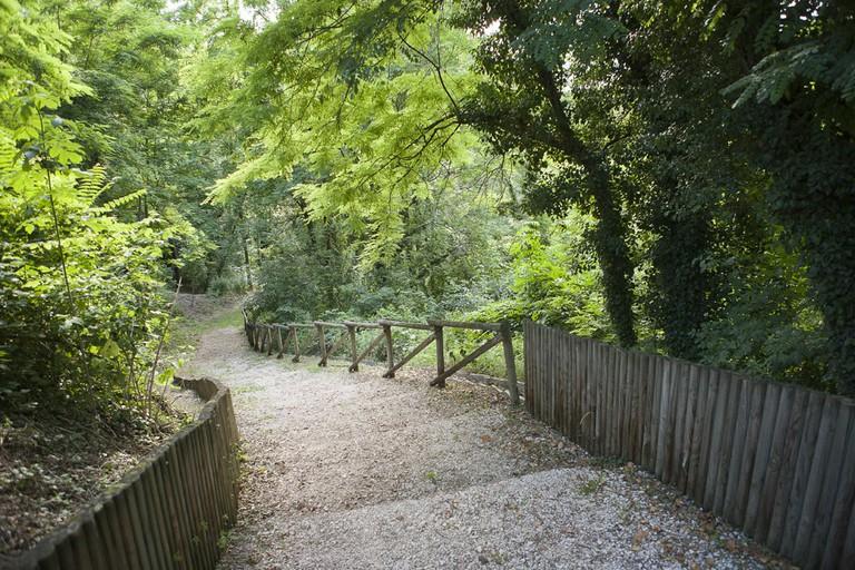 Cover Giardini pubblici contemporanei di Gorizia