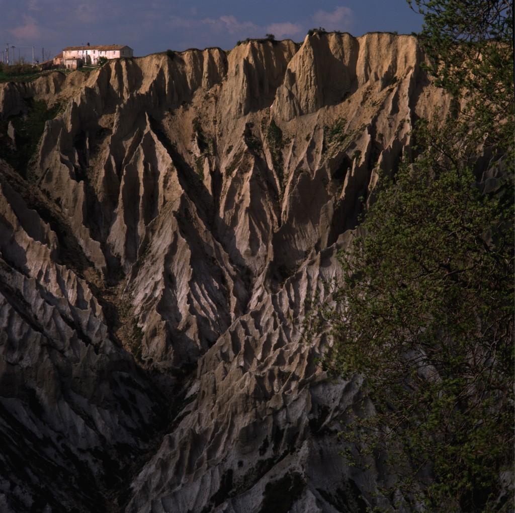 Cover Riserva Naturale Regionale Oasi WWF dei Calanchi di Atri