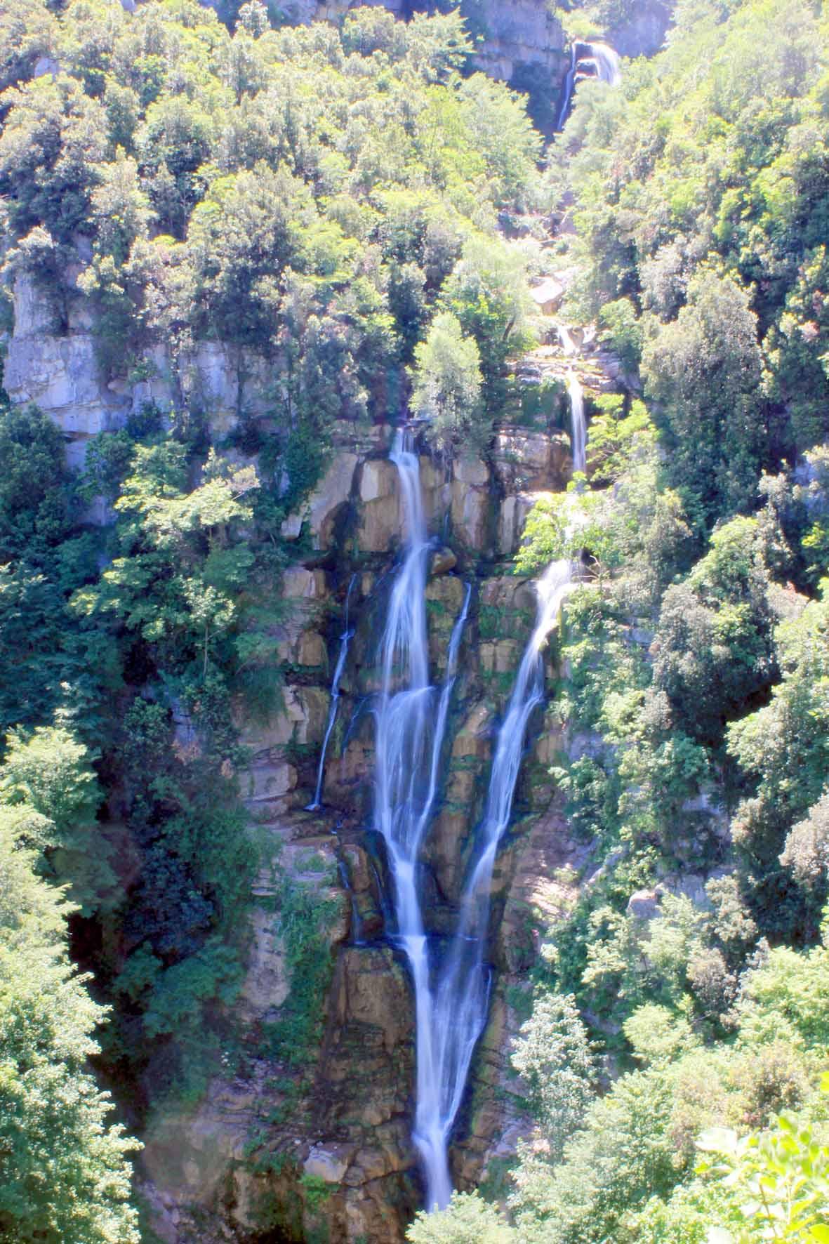 Cover Cascate del Rio Verde, Riserva Naturale Guidata Cascate del Verde