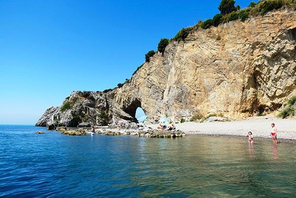 spiaggia-palinuro-arco-naturale