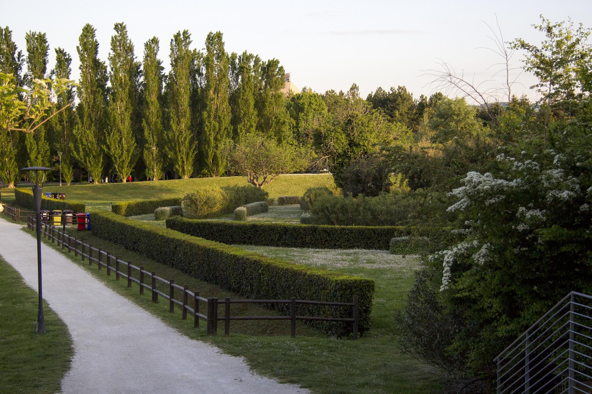 Cover Parco Urbano Miralfiore