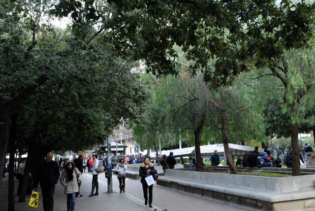 Cover Giardini di Piazza Umberto I