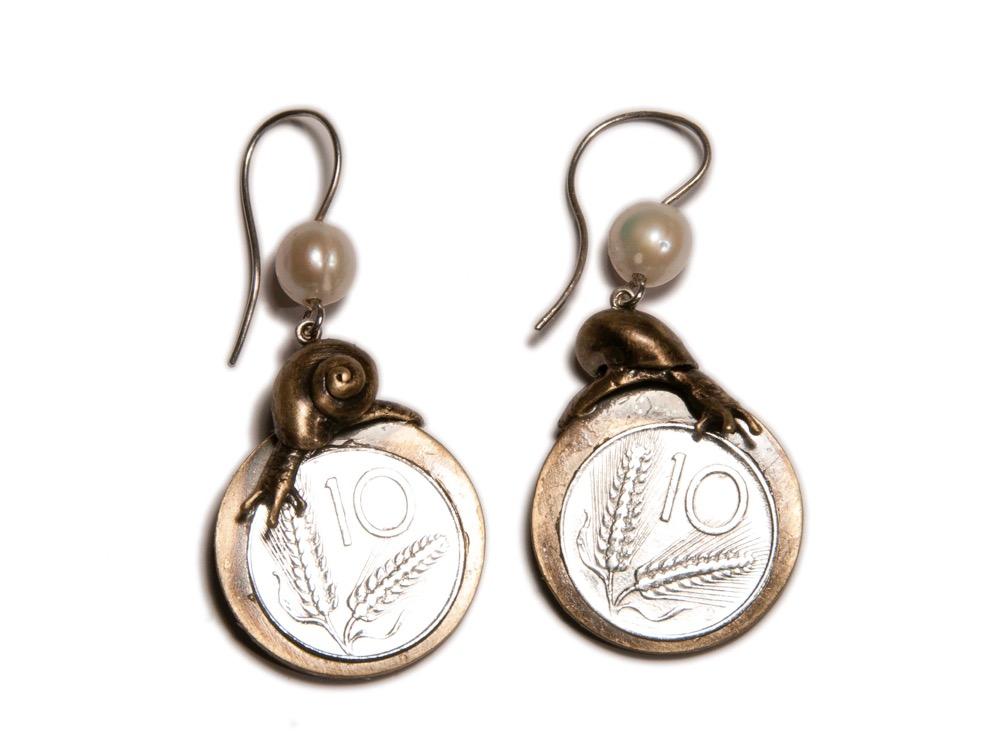 Francesca caltabiano designer di gioielli rane rospe e for Designer di gioielli