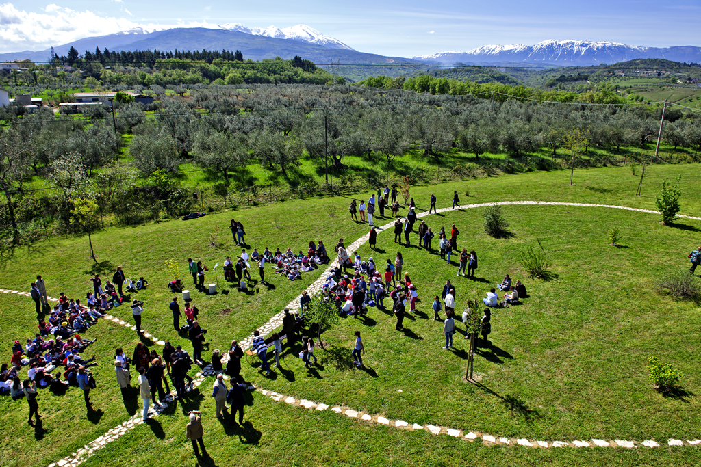 Cover Arboreto Giancarlo Cipressi