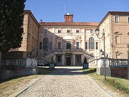 Cover Castello Reale di Govone