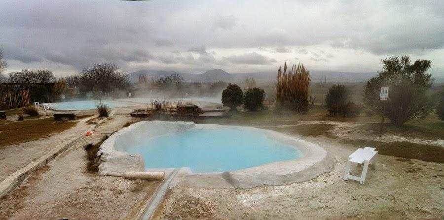 Cover Terme del Bagnaccio / Parco termale del Bagnaccio