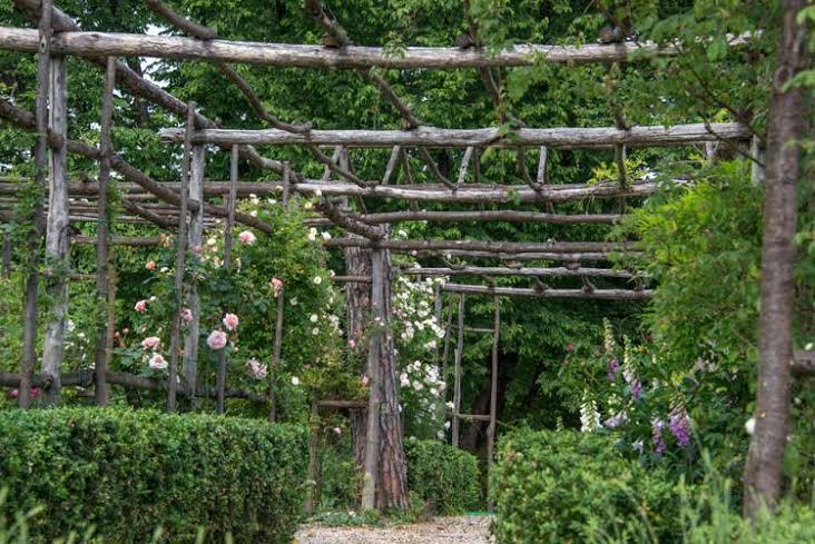 Cover Il Giardino della Torre e delle piante tenaci