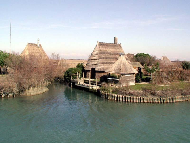 Cover Riserva Naturale della Valle Canal Novo